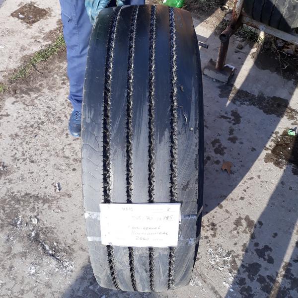 Грузовые шины б.у. / резина бу 305.70.r19.5 Continental HSR1 Континенталь