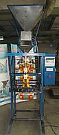 Полуавтомат Z-400 АВАНПАК с весовым дозатором для фасовки в 3-х шовные пакеты