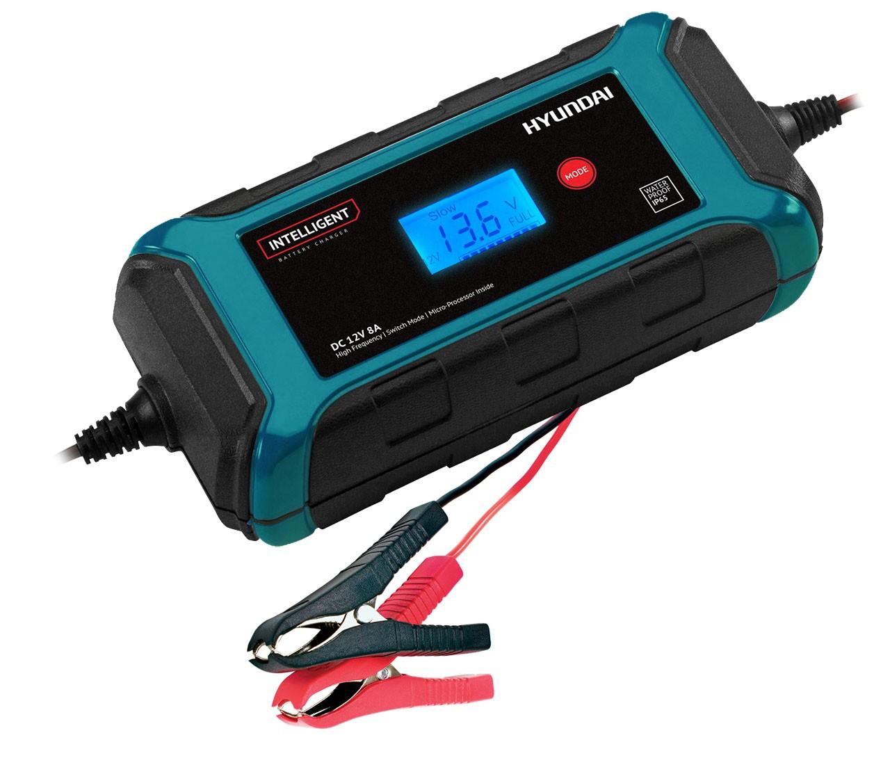 Интеллектуальное зарядное устройство HYUNDAI HY 800