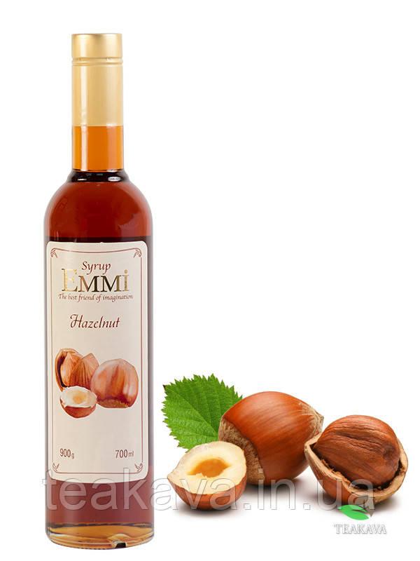 Сироп Emmi Лесной орех 0,7 л (стеклянная бутылка)