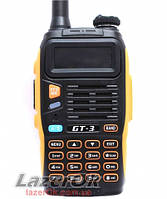 Рация Baofeng GT-3 до 520 Мгц!!! (SainSonic) двухдиапазонная