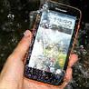 Смартфон Lenovo S750 Black Orange