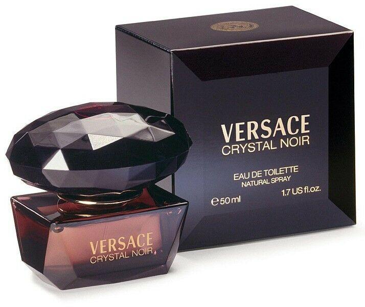Versace  Crystal Noir 50ml туалетная вода
