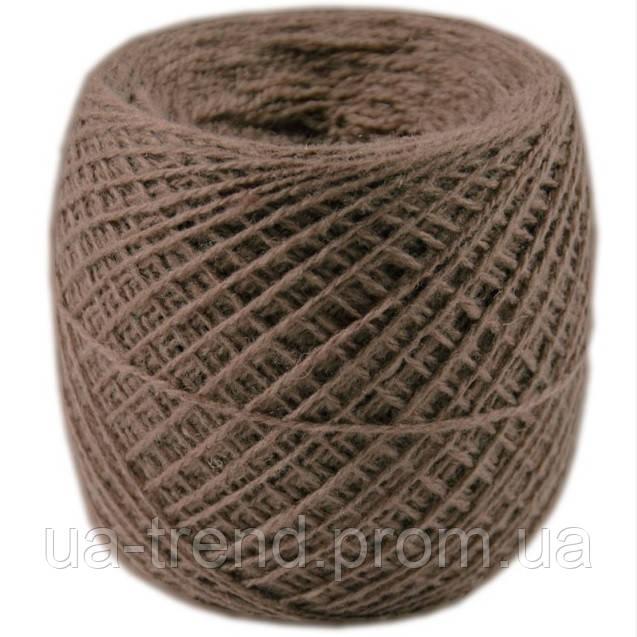 Пряжа для вязания из шерсти мериноса 100г Ярослав