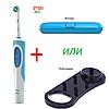 Электрическая зубная щетка Oral-B Vitality, D12. 513 + футляр или подставка