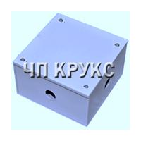 Коробка распределительная металлическая 200х200х90 ПК-20 окрашенная