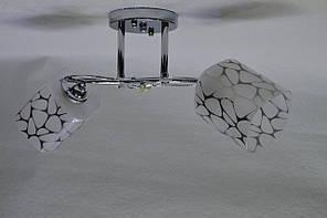 Люстра,2 лампы, фото 2