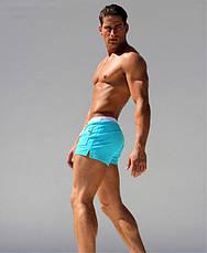 Стильные мужские плавки AQUX - №1114, фото 2