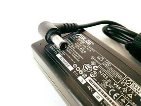 Блок Питания Зарядка для Ноутбука ASUS 3.42A(65W) с Сетевым в Кабелем, фото 3