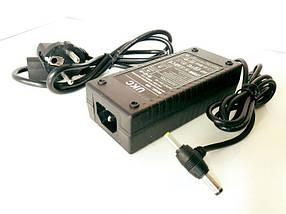 Блок Питания Адаптер 12в 6А с Сетевым кабелем в Комплекте, фото 3