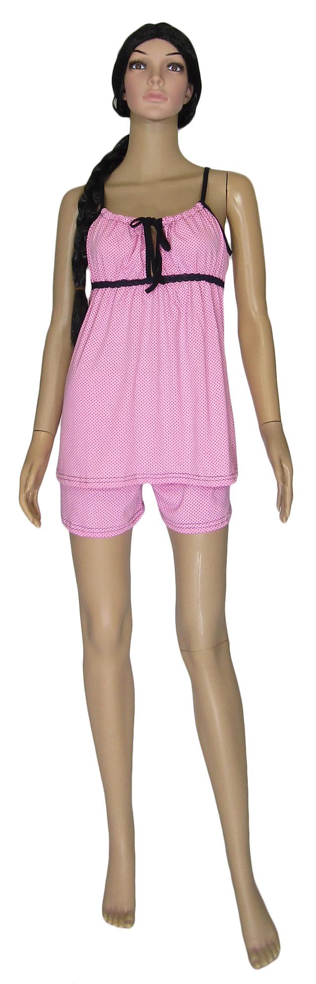 672fc7f92de Снова в наличии! Женские хлопковые пижамы серии Arina Pink коттон ТМ ...