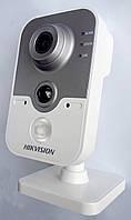 IP камера Hikvision DS-2CD2410F-I  1 Мп f=2.8мм 1Мп ИК до 10м Micro SD до 64 Гб звук