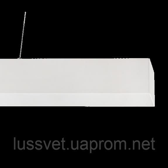 Двухсторонний линейный LED светильник 1,7м SpectrumLED ALLDAY TWO ALD4 84W 75° и 110° (белый, черный)