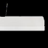 Двухсторонний линейный LED светильник 1,7м SpectrumLED ALLDAY TWO ALD4 84W 75° и 110° (белый, черный), фото 1