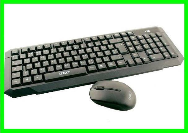Беспроводная Клавиатура+Мышь (118), фото 2