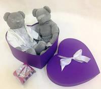 Подарок к Дню Святого Валентина, Влюбленные Мишки, Подарок ко Дню влюбленных