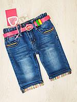 Джинсовые шорты на девочку, Венгрия , Grace, 98-110-116-122  рр, арт. 40889,