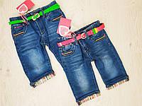 Джинсовые шорты на девочку, Венгрия , Grace, 98,110,116,122  рр, арт. 40889,