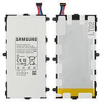 Батарея (акб, акумулятор) T4000E для Samsung T210, 4000 mAh, оригінал