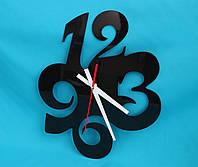 Оригинальные настенные часы, фото 1