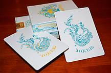 Карты игральные | Peafowl Deck (Snow White) by Aloy Studios, фото 2