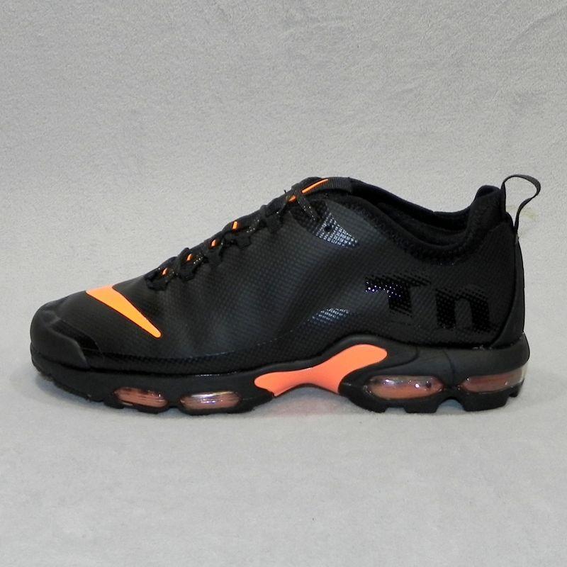 37e0e047 Кроссовки мужские Nike Air Max Mercurial TN Black/Orange AQ0242-018 (в  стиле ...