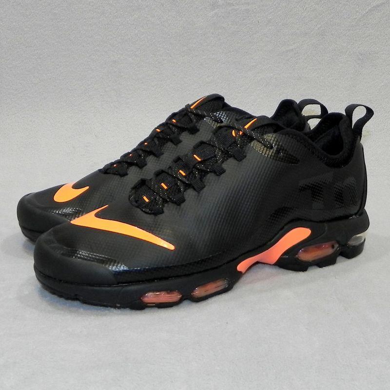 3752c1b5 Кроссовки мужские Nike Air Max Mercurial TN Black/Orange AQ0242-018 (в стиле