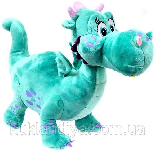 Мягкая игрушка Disney Sofia the First Дракон - КукляндиЯ - интернет магазин игрушек  kuklandiya.com.ua   в Харькове