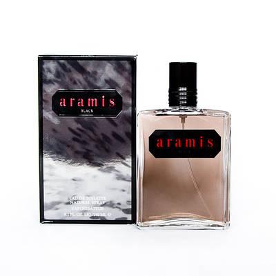 Мужские оригинальнальные духи ARAMIS Black 240ml туалетная вода, неповторимый свежий древесній аромат