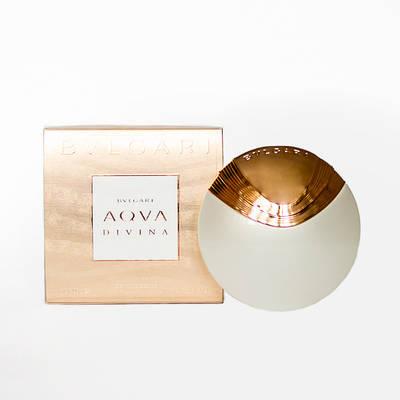 Елітні жіночі парфуми BVLGARI Aqva Divina туалетна вода 65ml, денний квітковий водяній аромат ОРИГІНАЛ