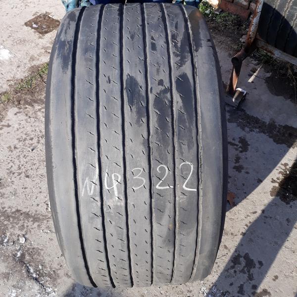 Грузовые шины б.у. (грузовая резина бу) 435.50.r19.5 Dunlop SP252 Данлоп. Мегаход