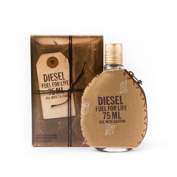 Чоловічі духи туалетна вода DIESEL Fuel For Life Homme 75ml туалетна вода, фруктово-квітковий, пряний аромат