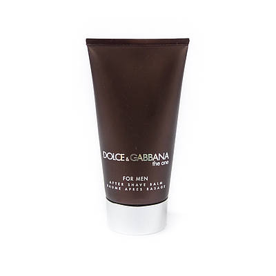DOLCE & GABBANA The One for Men (after shave balm)