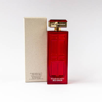 Жіночі парфуми ELIZABETH ARDEN Red Door ТЕСТЕР 100ml східно-квітковий аромат з запахом троянди і ілангу ОРИГІНАЛ