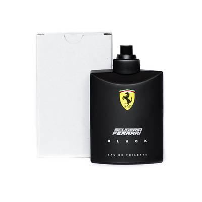 FERRARI Scuderia Ferrari Black (Феррарі Скудерія Феррарі Блек) туалетна вода - 125ml (ТЕСТЕР)