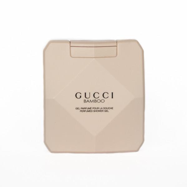 Женский гель для душа GUCCI Bamboo 200ml, нежный белоцветочный аромат ОРИГИНАЛ