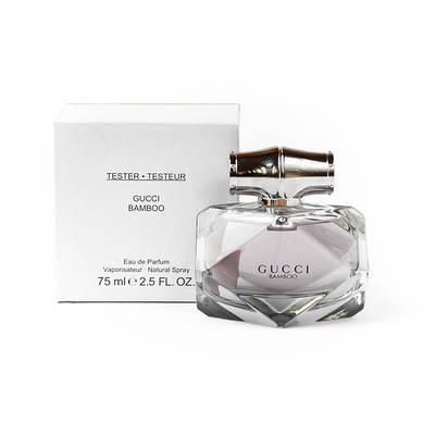 Жіночі парфуми парфумована вода ТЕСТЕР GUCCI Bamboo 75ml ніжний белоцветочный аромат ОРИГІНАЛ