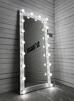 Зеркало с подсветкой LIGHT white, фото 1