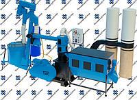 Оборудование для производства пеллет и комбикорма МЛГ-1000 MAX (производительность до 1000 кг/час)