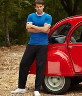 Мужские спортивные штаны без резинки снизу