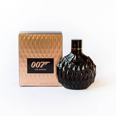 Женские духи парфюмированная вода JAMES BOND 007 for Women 75ml  ОРИГИНАЛ, цветочно-фруктовый восточный аромат