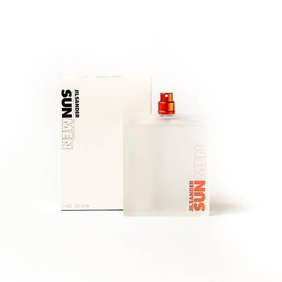 JIL SANDER Sun Men (Джил Сандер Сан Мен) туалетна вода - 125ml (ТЕСТЕР)