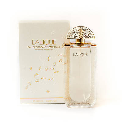 Женские французские духи LALIQUE Eau Deodorante Parfumee 100ml парфюмированная вода, цветочный фруктовый