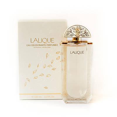 Жіночі французькі парфуми LALIQUE Eau Deodorante Parfumee 100ml парфумована вода, квітковий, фруктовий