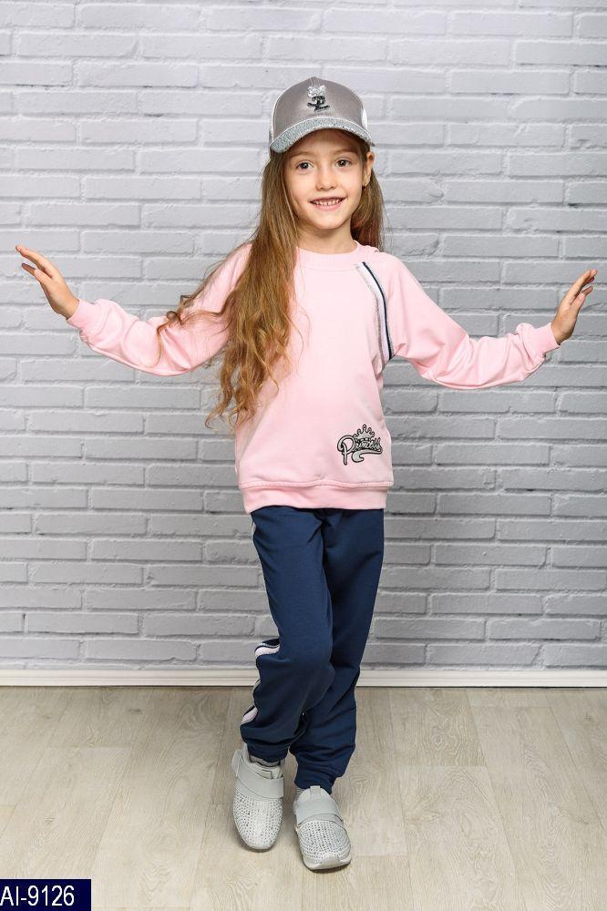 Спортивный костюм детский для девочки Одесса 7 км