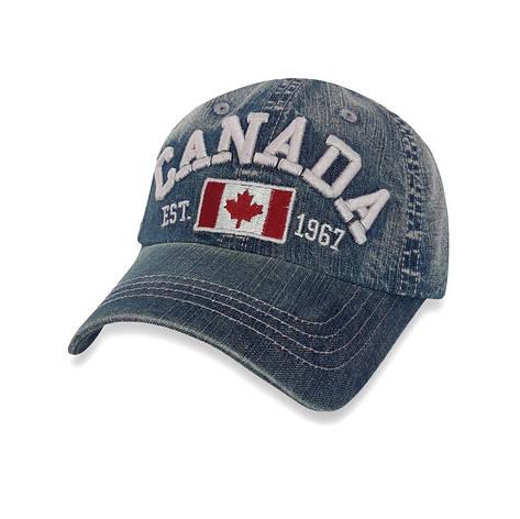 Модная кепка Canada- №1671, фото 2