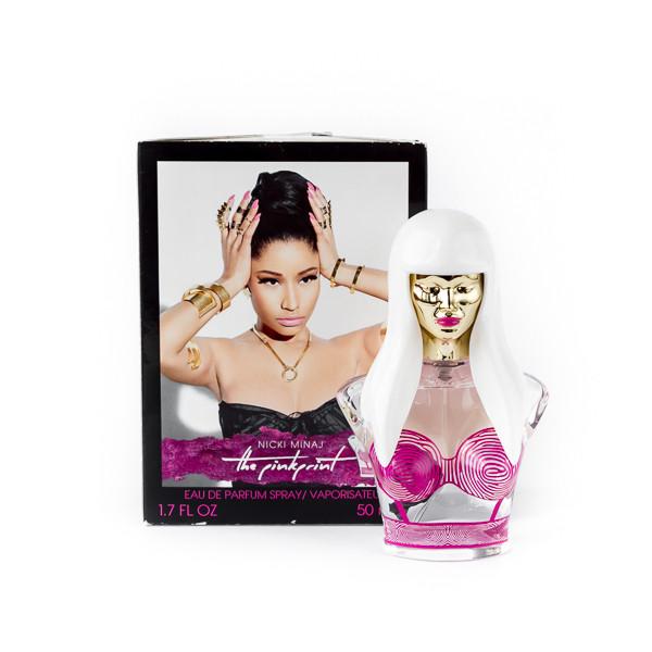 Сладкие женские духи парфюмированная вода NICKI MINAJ The Pinkprint 50ml, цветочно-фруктовый аромат ОРИГИНАЛ