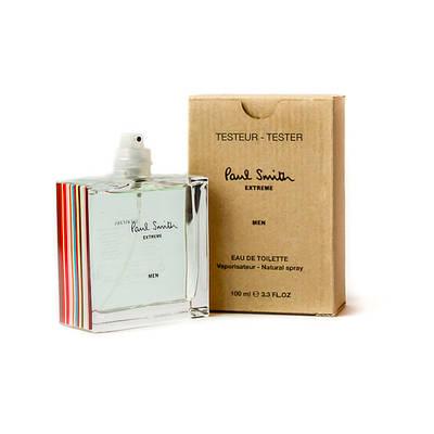 Туалетна вода PAUL SMITH Extreme Men ТЕСТЕР 100ml, свіжий цитрусово-пряний аромат ОРИГІНАЛ