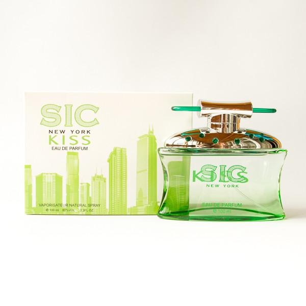 Оригинальные духи SEX IN THE CITY Kiss 100ml парфюмированная вода, нежный белоцветочный свежий аромат