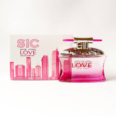 Французские женские духи SEX IN THE CITY Love 100ml  ОРИГИНАЛ парфюмированная вода, цветочно-фруктовый аромат